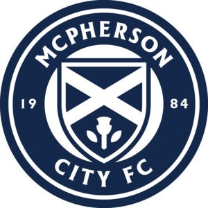 The logo for the newly rebranded soccer club.